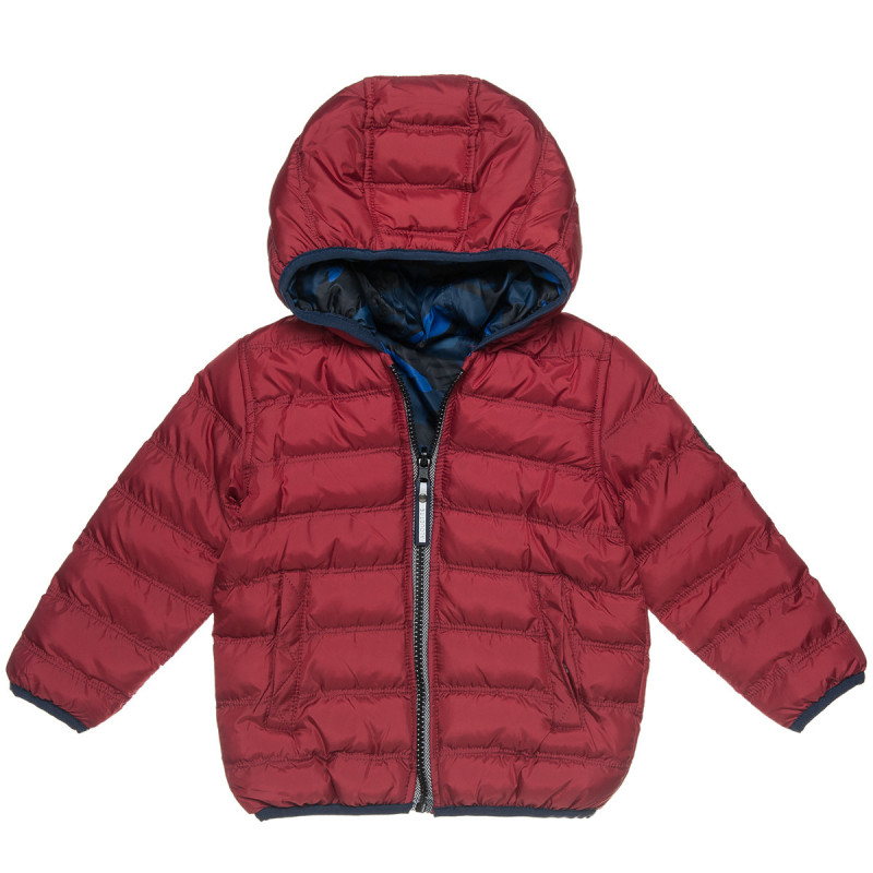 Double face puffer jacket (3 months-5 years)