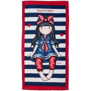 Πετσέτα Θαλάσσης Santoro (75X150)