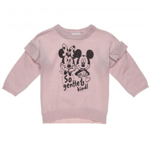 Sweater Mickey & Minnie Mouse (9 months-3 years)