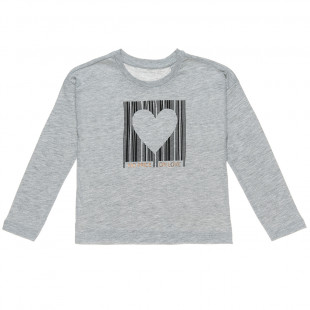 Long sleeved top (6-16 years)