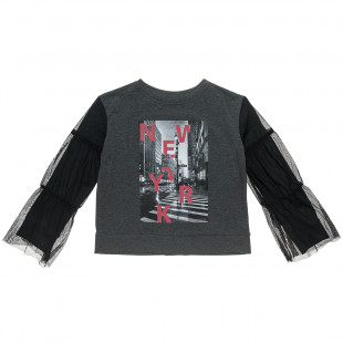 Long sleeved top (6-14 years)