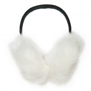 Fluffy earmuffs (6-16 years)