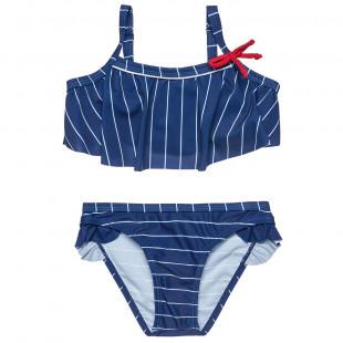 Bikini Set with Sun Safe UPF40+ (Girl 4-16 years)