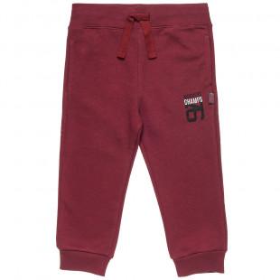Παντελόνι Φόρμας Moovers με τύπωμα σε 4 χρώματα (12 μηνών-5 ετών)