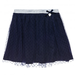 Skirt with tulle (18 months-5 years)