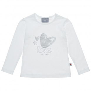 Long sleeved top (2-5 years)