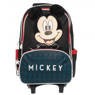 Βαλίτσα Τρόλεϋ Disney Mickey Mouse