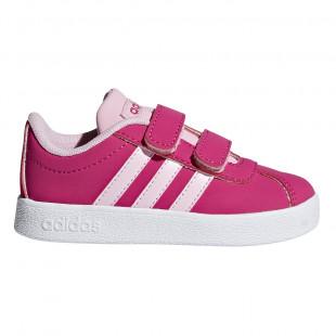 Παπούτσια Adidas VL Court 2.0 CMF I (Μεγέθη 20-27)
