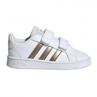 Παπούτσια Adidas EF0116 Grand Court | (Μεγέθη 20-27)