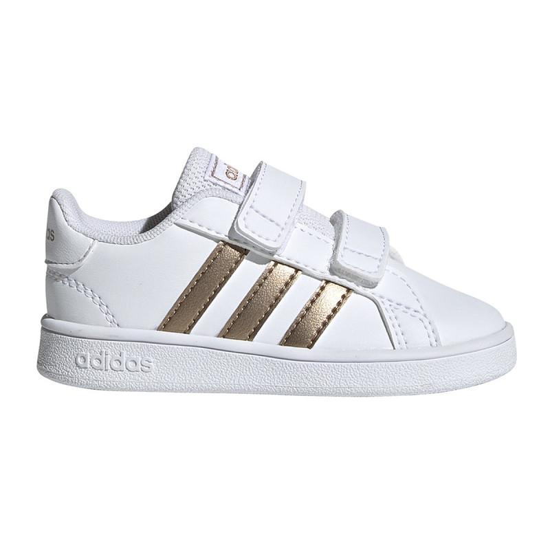 Παπούτσια Adidas EF0116 Grand Court   (Μεγέθη 20-27)