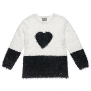 Pullover mohair (6-14 years)