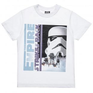 Μπλούζα Star wars με τύπωμα Storm Trooper (6-14 ετών)