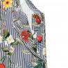 Ολόσωμη φόρμα με φλοράλ μοτίβο (2-5 ετών)
