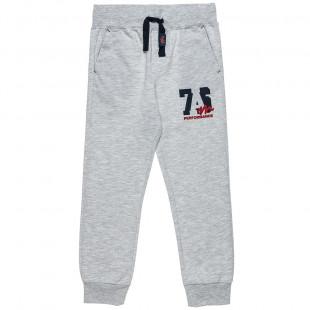 Παντελόνι Φόρμας Moovers Slim fit με τύπωμα (6-16 ετών)
