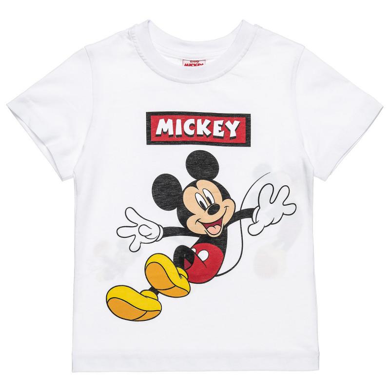 Μπλούζα Disney Minnie Mouse με τύπωμα (12 μηνών-4 ετών)