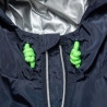 Jacket Paul Frank with hood and patch (2-5 years)