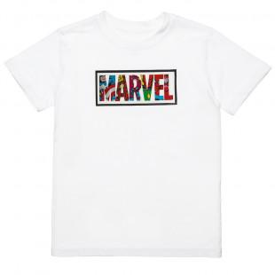 Μπλούζα Marvel με στάμπα 3D