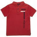 Μπλούζα polo με τύπωμα (6-14 ετών)