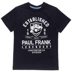 Μπλούζα Paul Frank με τύπωμα (6-16 ετών)