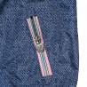 Μπουφάν διπλής όψης με φλοράλ επένδυση και κουκούλα (6-16 ετών)