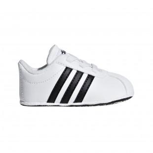 Shoes Adidas VL Court 2.0 Crib (Size 17-19)