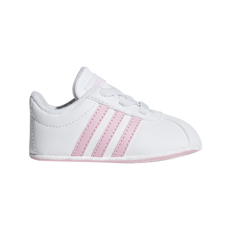 Παπούτσια Adidas VL Court 2.0 Crib (Μεγέθη 17-19)