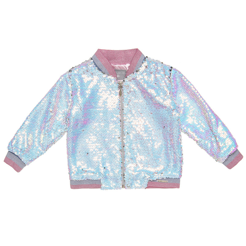 Jacket with all over shiny details (2-5 years)