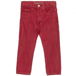 Παντελόνι τζιν με τσέπες (2-5 ετών)