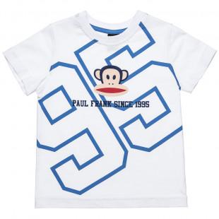 Μπλούζα Paul Frank με σχέδιο Julius (12 μηνών-5 ετών)