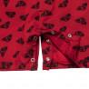 Σετ μπλούζα με σαλοπέτα και all over μοτίβο (3-18 μηνών)