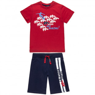 Set Moovers blouse with pants (6-16 years)