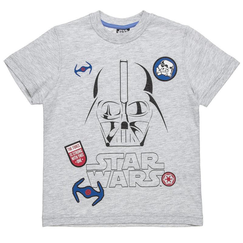 Μπλούζα Marvel Star Wars με τύπωμα Storm Trooper (6-16 ετών)