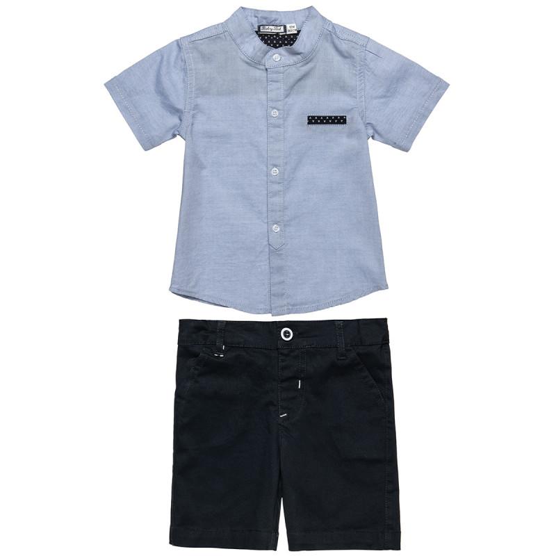 Set shirt and bermuda (6 months-2 years)