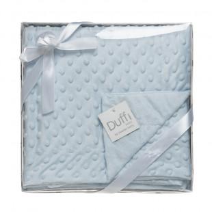 Κουβέρτα με ανάγλυφο σχέδιο (80x110)