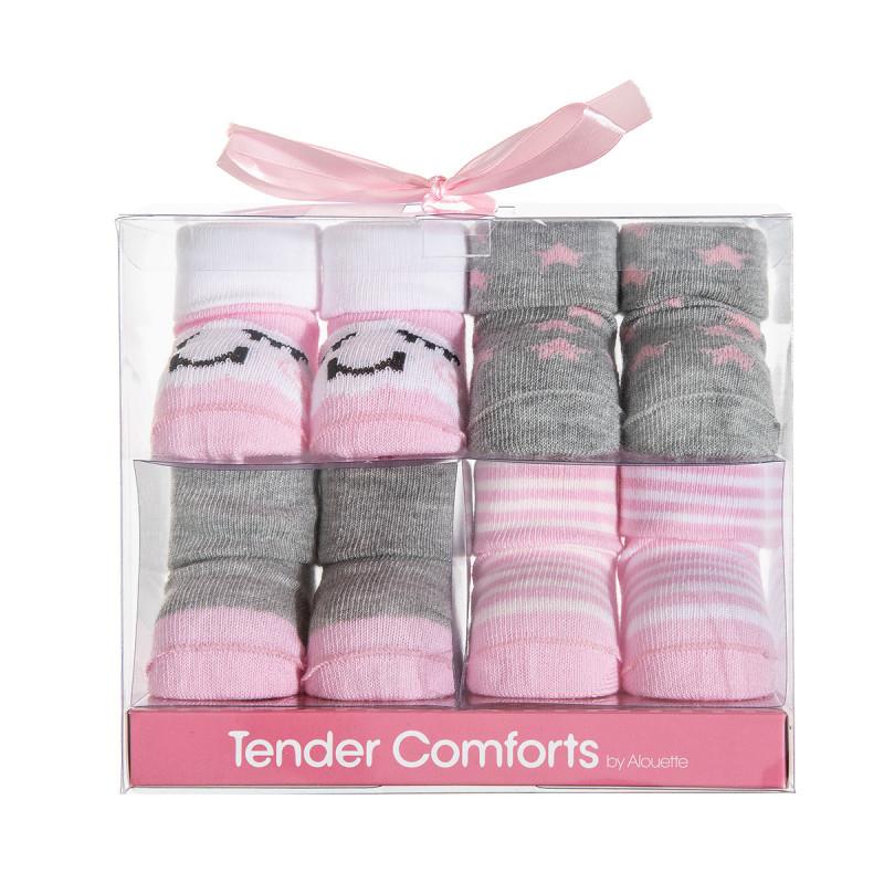 Socks Gift Box Girl
