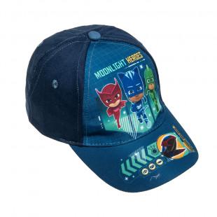 Καπέλο Τζόκευ PJ Masks (2-4 ετών)