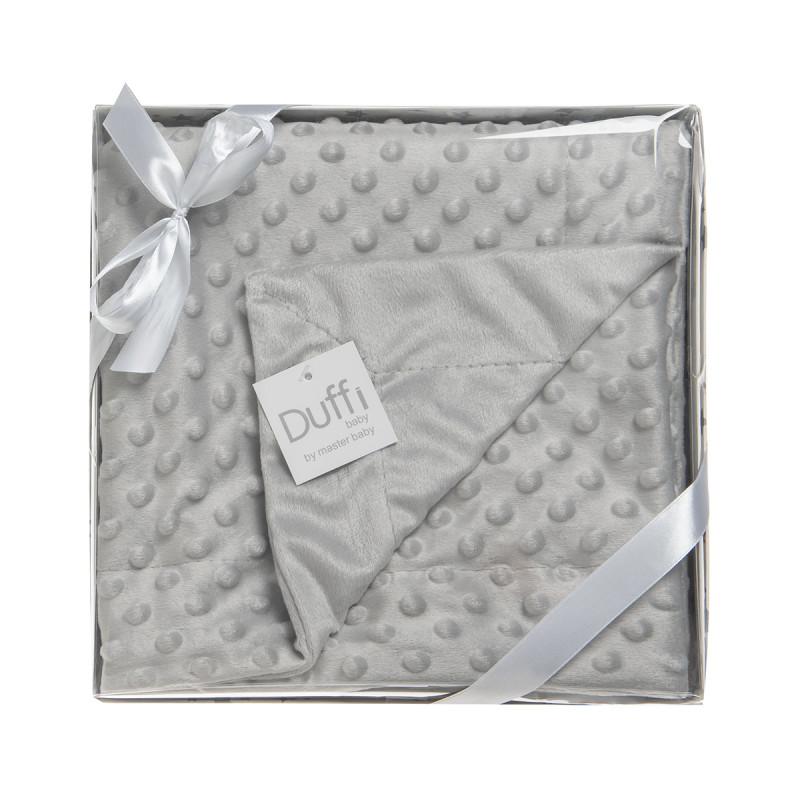 Κουβέρτα με ανάγλυφο μοτίβο (80x110)
