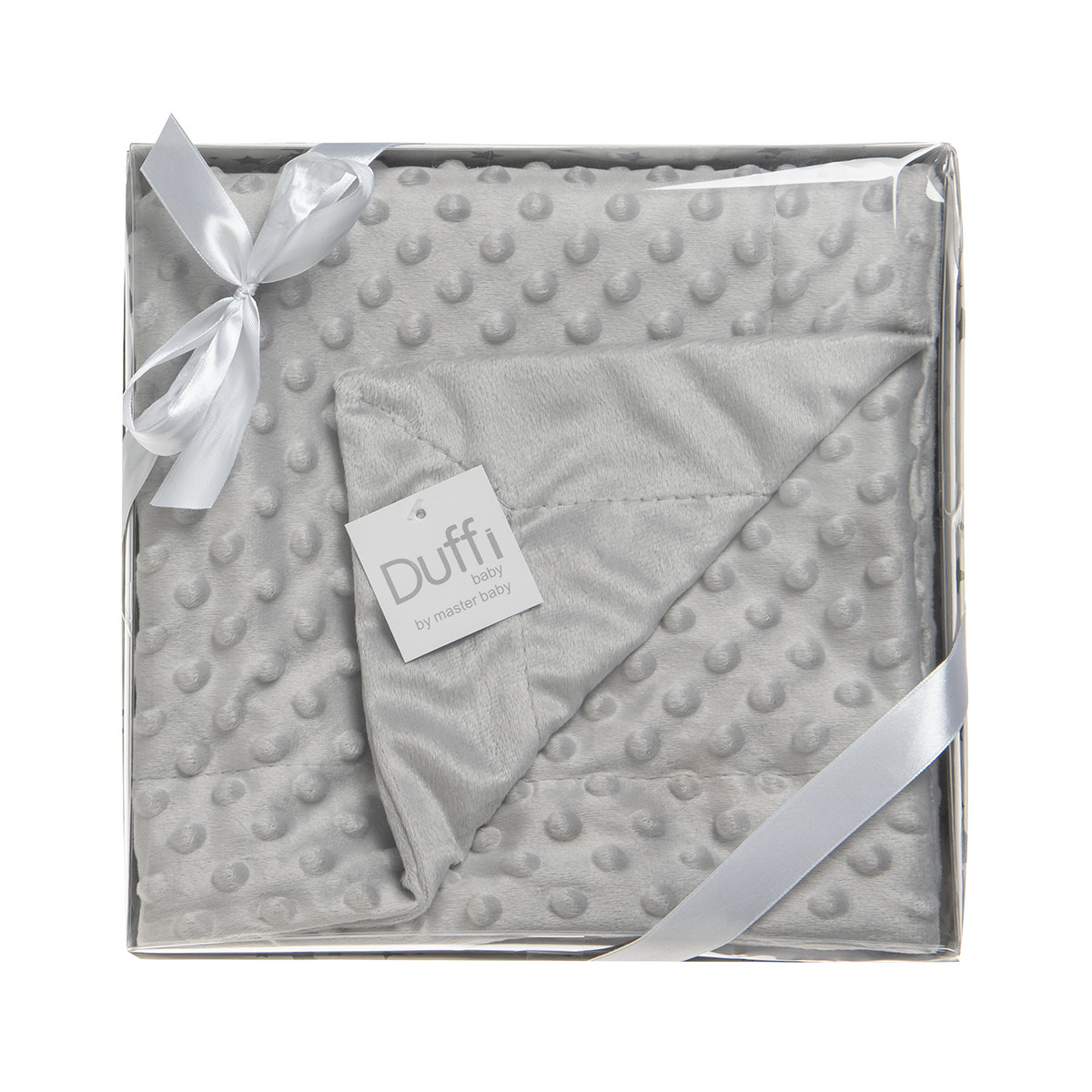 Κουβέρτα με ανάγλυφο μοτίβο