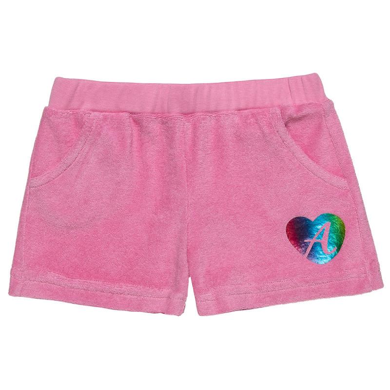 Σορτς πετσετέ με τσέπες (2-5 ετών)
