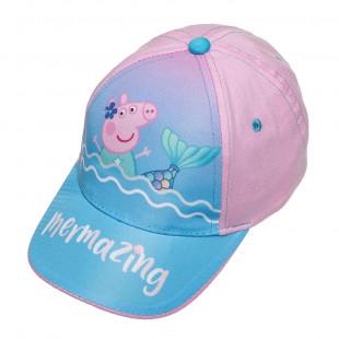 Καπέλο Τζόκευ Peppa Pig (2-5 ετών)