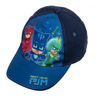 Kαπέλο Τζόκευ Pj Masks (2-5 ετών)