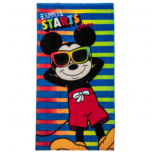 Πετσέτα Θαλάσσης Disney Mickey Mouse (70x140)