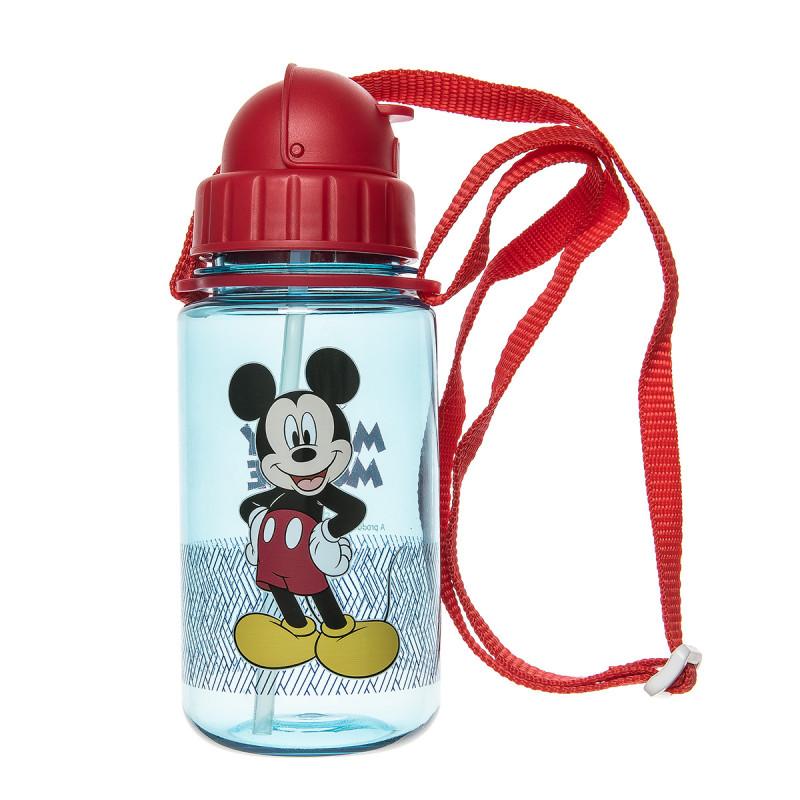 Παγούρι με καλαμάκι Mickey Mouse
