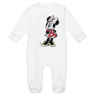 Φορμάκι Disney Minnie Mouse με τρουκς (3-9 μηνών)
