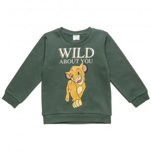 Μπλούζα Disney Lion King με τύπωμα (9 μηνών-3 ετών)