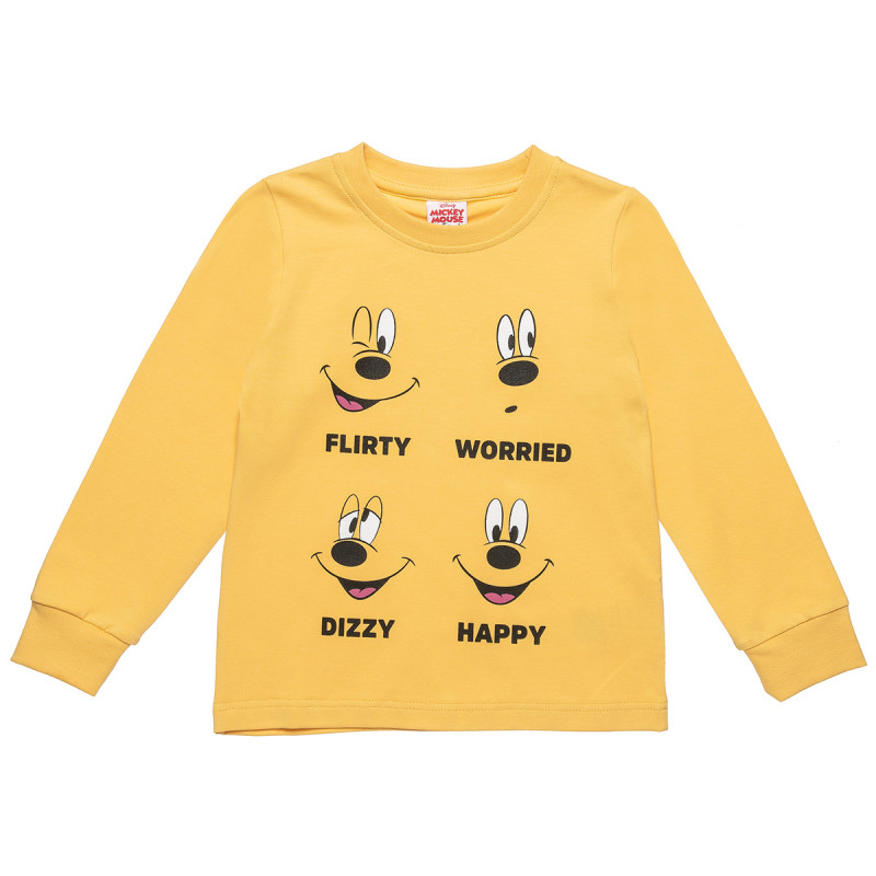 Μπλούζα Disney Mickey Mouse (2-5 ετών)