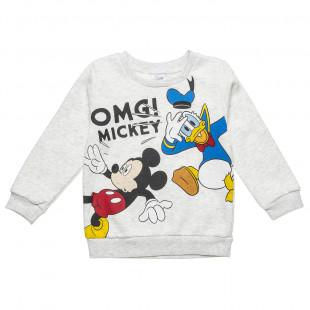 Μπλούζα Disney με ανάγλυφο τύπωμα (9 μηνών-3 ετών)