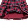 Φόρεμα με καρό μοτίβο (2-5 ετών)