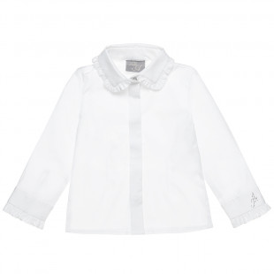 Shirt with wollan (2-5 years)