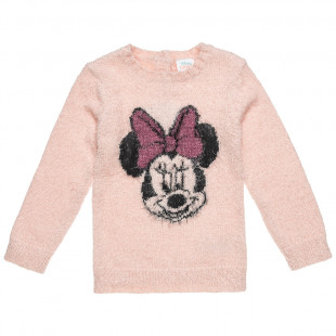Pullover Disney Minnie Mouse (12 monhts-3 years)